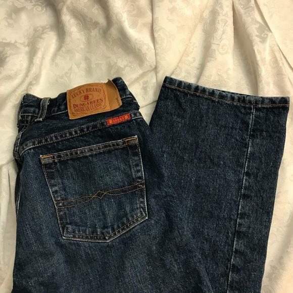 Lucky Brand Denim - EUC - Lucky Brand Jeans - Button Fly